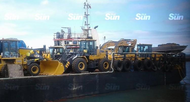 Multi-million Dollar Shipment To Tuvalu