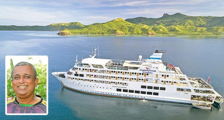 Let's Go Local: Cruise To The Yasawas, Rotuma Top Of List For Manoj Lal
