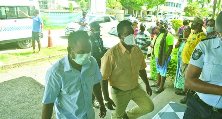 Family Of 5 Charged With Murder Remanded Amid Tension In Area