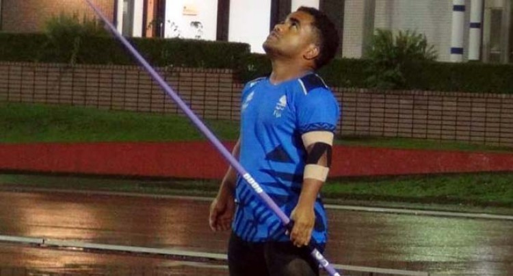 Rakesa's Paralympic Dreams Shattered
