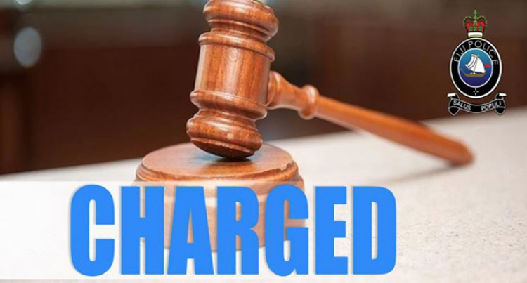 Three Men Charged for Alleged Burglary