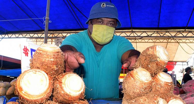Taveuni Man Makes Life-Altering Change At Suva Market