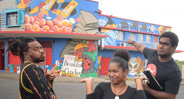 Ghetto Arts Out To Promote Local Art
