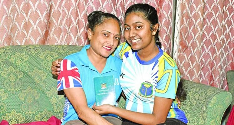 Mum's Success Makes Saakshi Believer Of Constitution