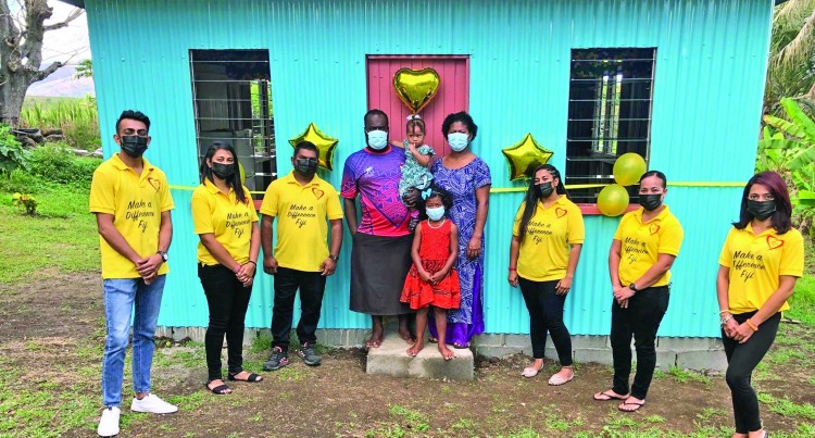 Family Of Four Settle Into Gift Home