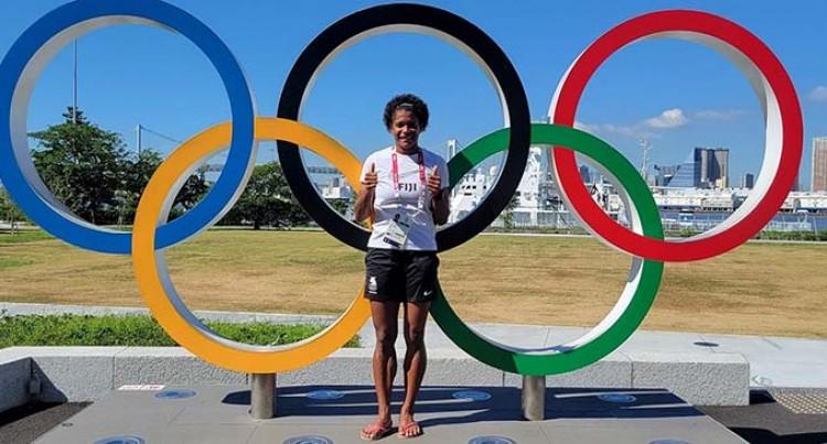 Let's Go Local: Taveuni On Top List For Olympian Likuceva