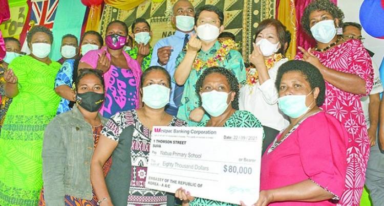 $80k To Refurbish School
