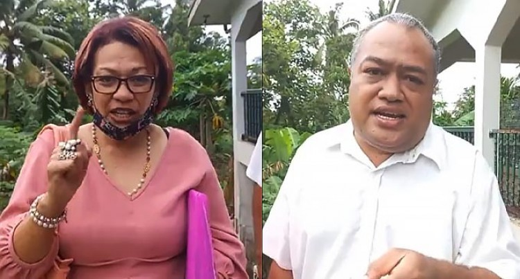 Contempt Of Court Proceedings Filed Against Veronica And Manoa Malani