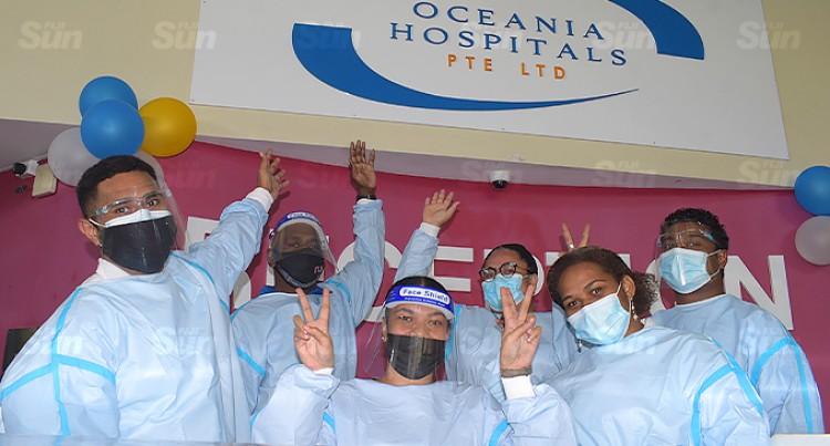Million $ Plans at Oceania Hospitals
