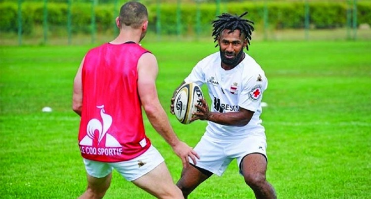 Another Fijian For Toulon?