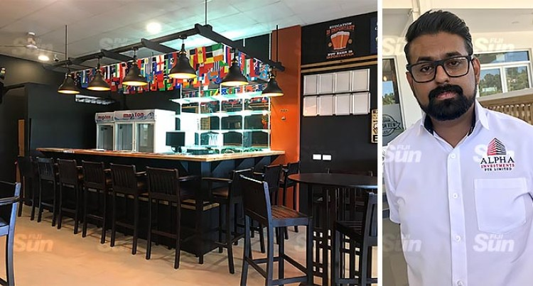 Sports Bar To Open In Lautoka Next Month