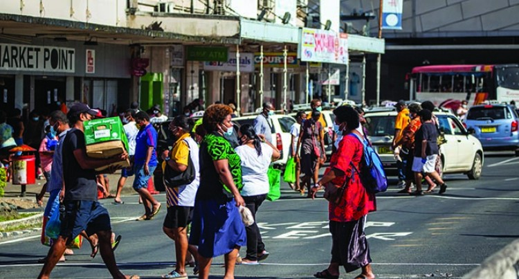 Suva Gets Busy As Borders Open