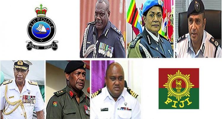 Fiji Police and Fiji Army Top Job, Who Applied?