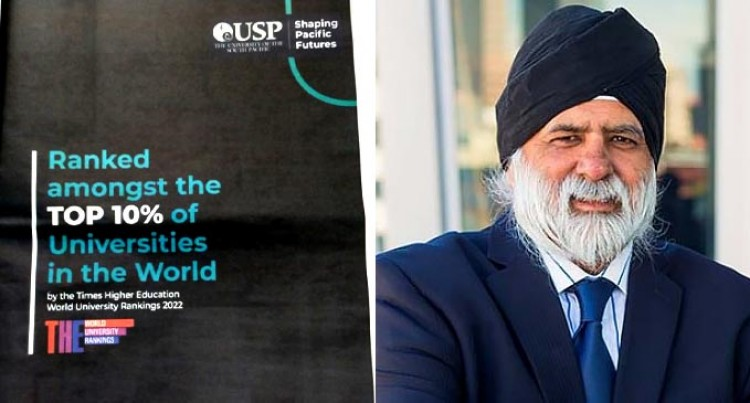Times Higher Education Ranking: USP'S Top 10% Claim Is Over The Top