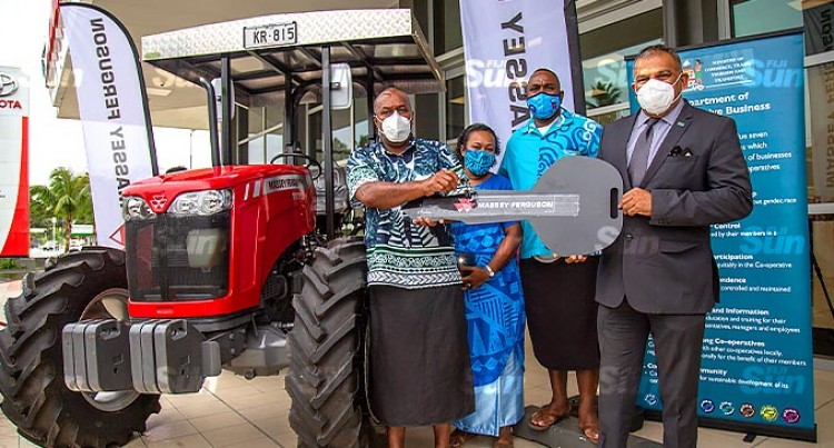 Wai Farmers' Co-operative Thanks Ministry for Assistance