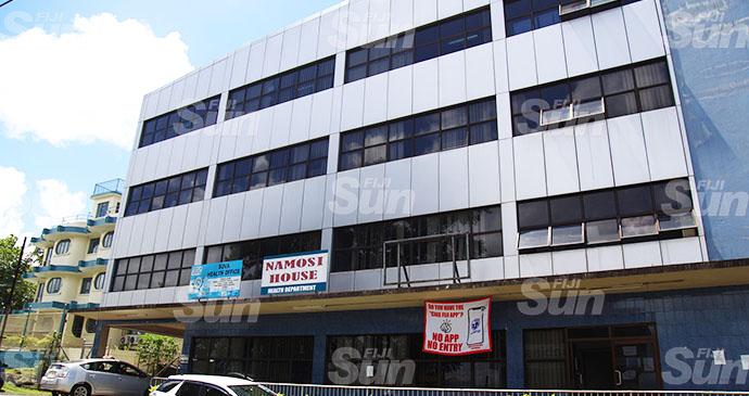 The Namosi House located along Toorak Rd, Suva. Photo: Leon Lord