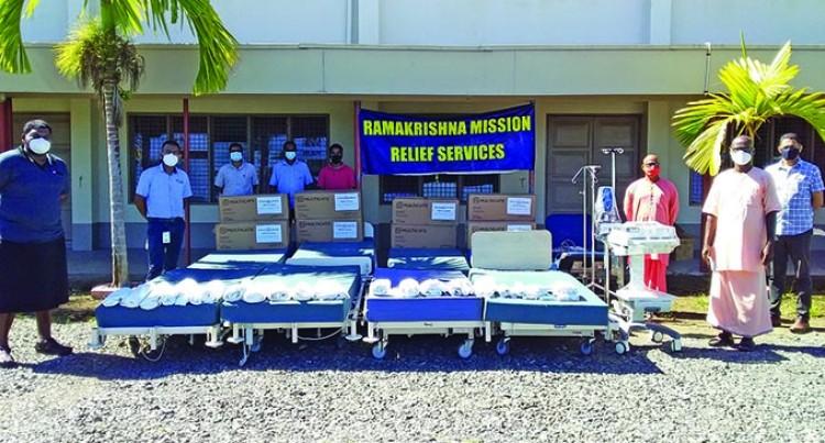 Fiji Ramakrishna Mission Boost Tavua Sub-divisional Hospital