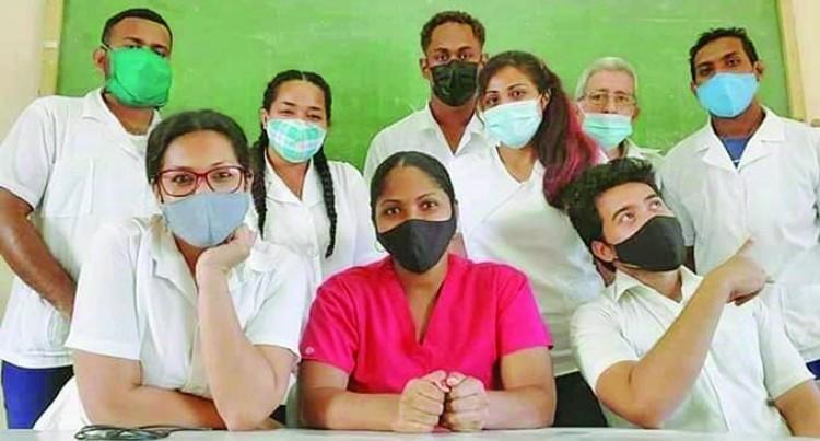 A Fulfilling Birthday For Cuba-Fiji Medical Graduate