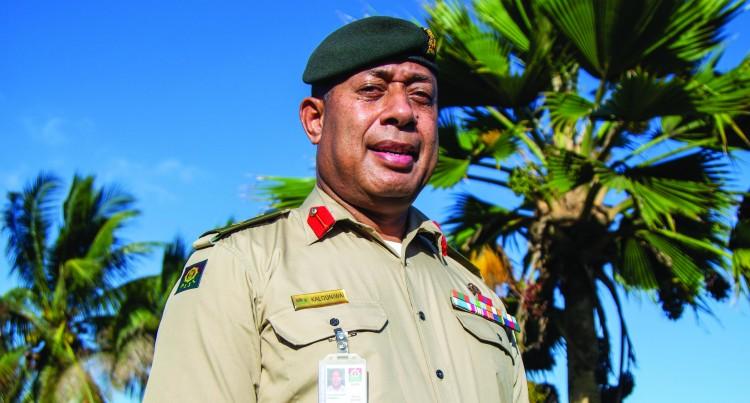 Ro Jone Is New RFMF Chief. Qiliho, Kean Keep Top Jobs