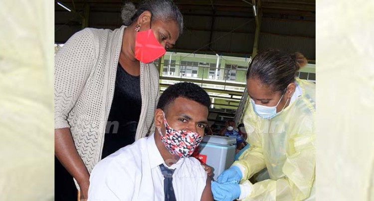 7,102 Students Vaccinated In Two Days
