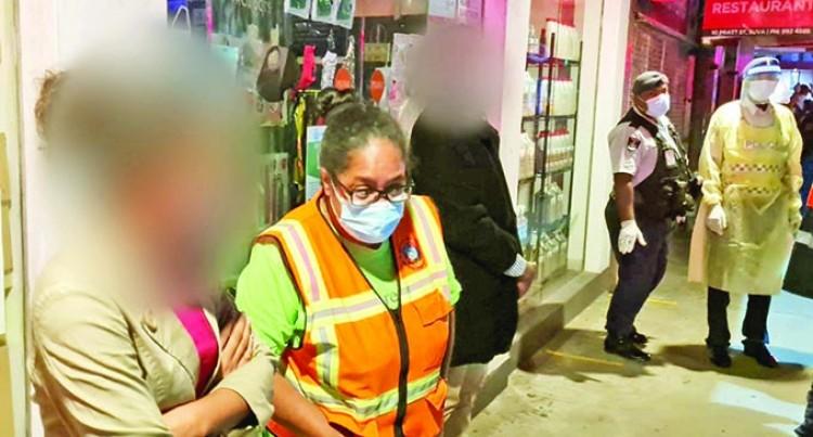 Return Home: Street Dwellers Urged