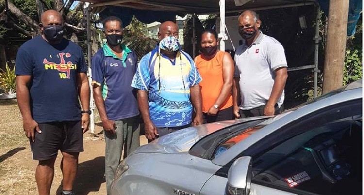 Group Leader Helps Ex-Members In Taxi Venture