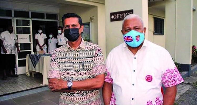 Natabua High School Staff Among Frontline Pioneers In COVID-19 Fight