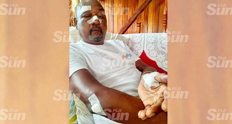 Taxi Driver Tells: Robbed And Assaulted