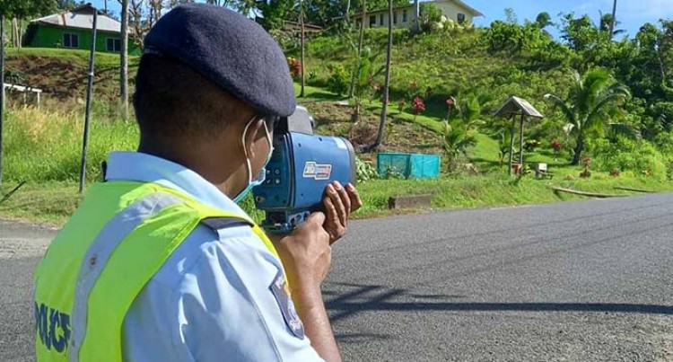 452 Drivers Booked For Speeding, 11 Arrested For Drunk Driving