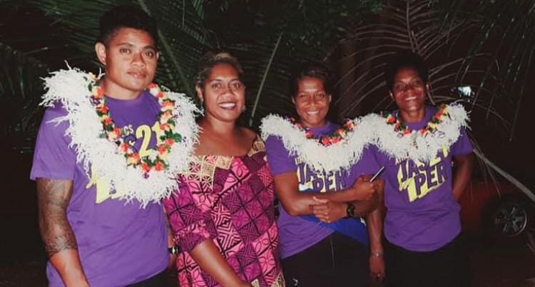 Jasper Old Girls Celebrate Fijiana's Bronze Medal Win