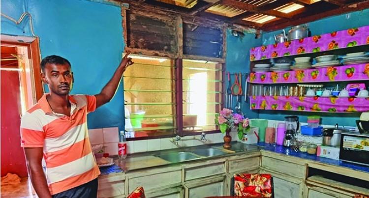 Termite Infestation Leaves Labasa Residents Devastated