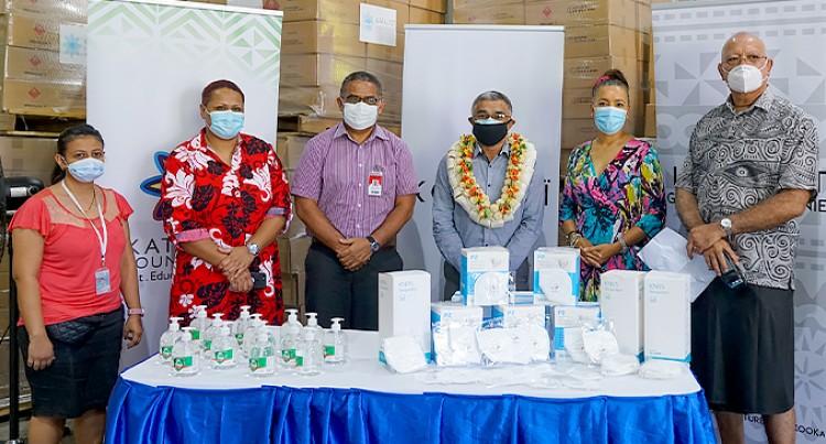 Katalyst Foundation to donate $1 million worth of COVID-19 equipment
