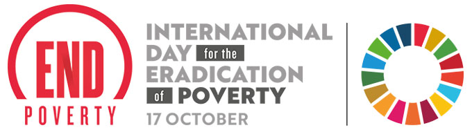 End Poverty Banner