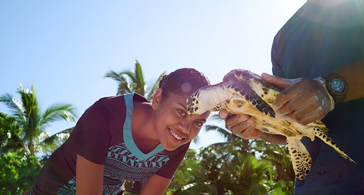 Fiji Airways Flight Safety Video Promotes Eco-Tourism