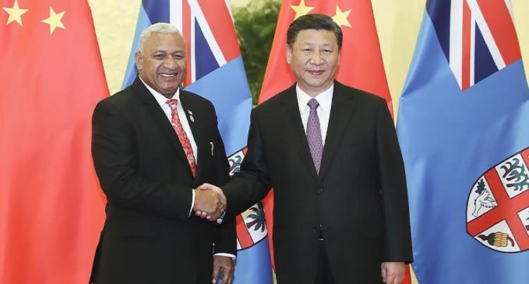 PM Bainimarama Conveys A Congratulatory Message For China's 72nd National Day