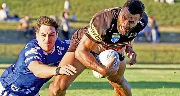 Nadurutalo Takes A Shot At NSW Waratahs