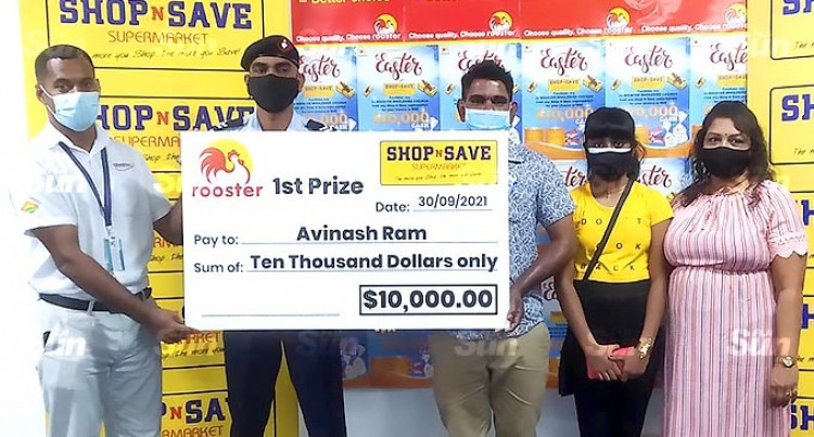 Ram Will Pay Land Debts From $10k Prize Money