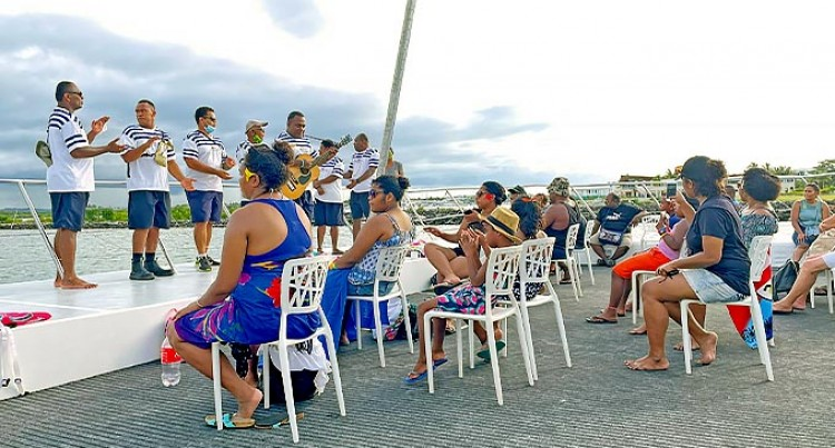Let's Go Local: Tivua Day Cruises Are Back