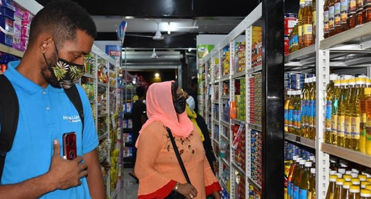 Mega Supermarket And Hardware in Votualevu, Nadi, Welcomed By Residents