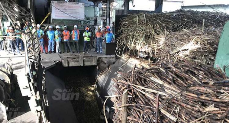 Labasa Cane Crushing Continued Through Weekend