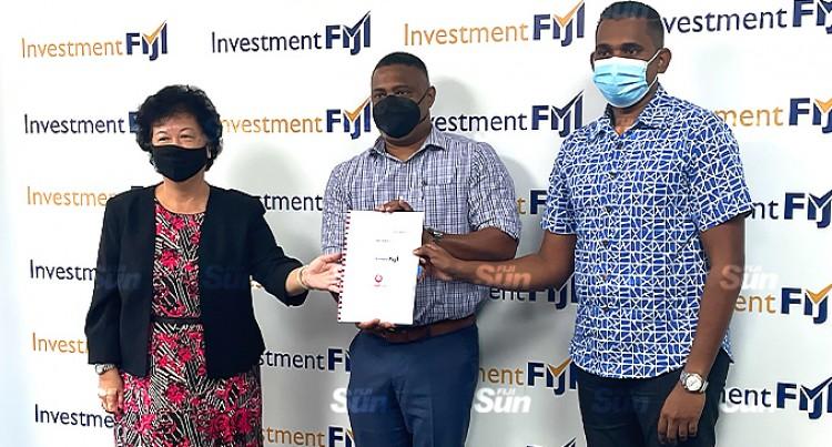 Investment Fiji, Vodafone Fiji Sign MOA