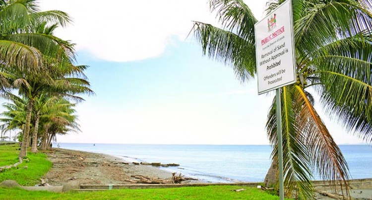 Illegal Extraction Of Sand Comes Under The Spotlight