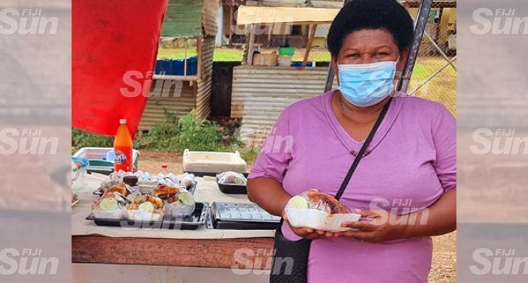 Mum Sells Food Parcels To Pay Daughter's Tertiary Fees During COVID-Pandemic Crisis