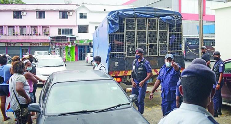 60+ Arrested After New Nabua Brawl