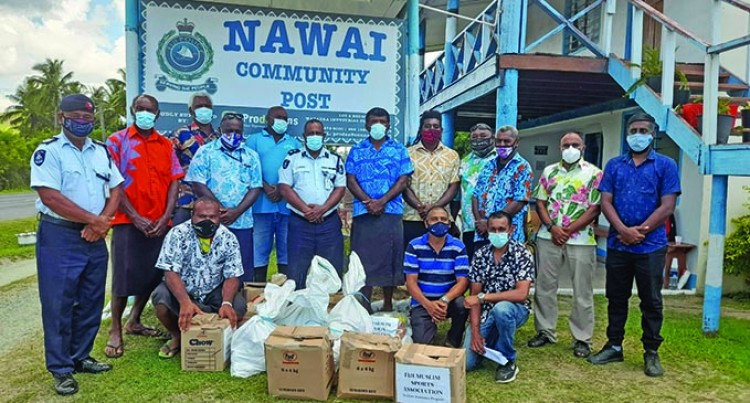 Nadi Businessman Leads Work WithDistrict Leaders To Combat Crime