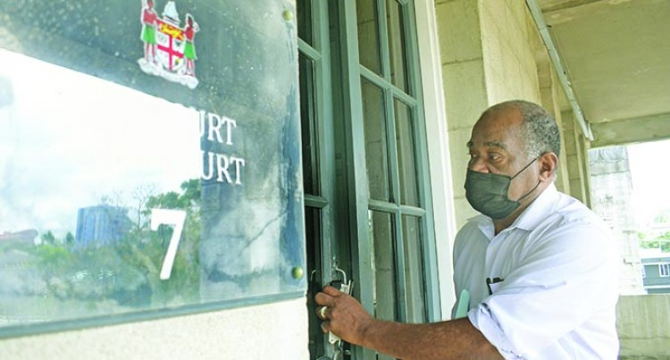 Bill 17 Nawaikula's Consitutional Redress Case Adjourned