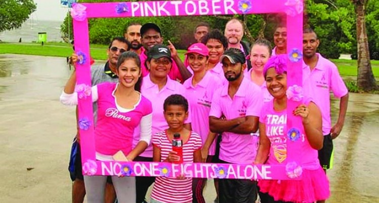 18 – One Of Fiji's Youngest Who Developed Breast Cancer: Dr Munshi