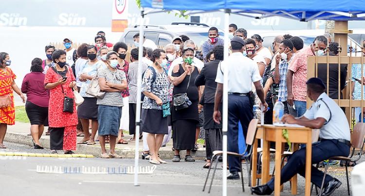 45 Nabua Brawlers Will Spend Their Fiji Day Locked Up!