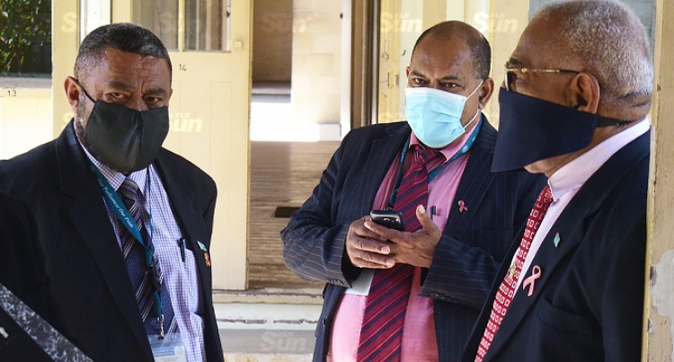 Dates Set For Application Of Transfer Hearing In MPs Case