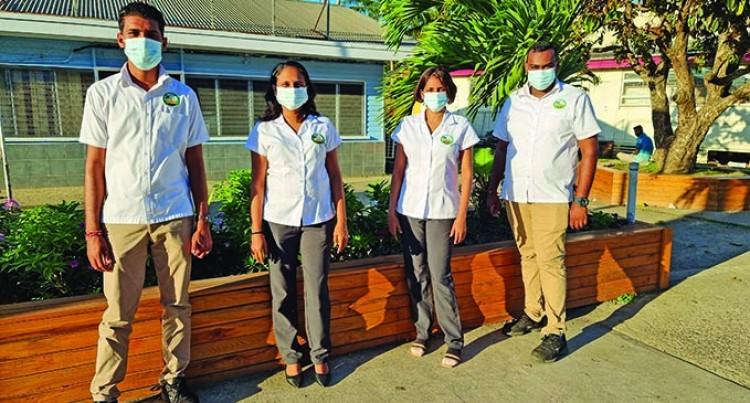 Savusavu Town Beautification Underway
